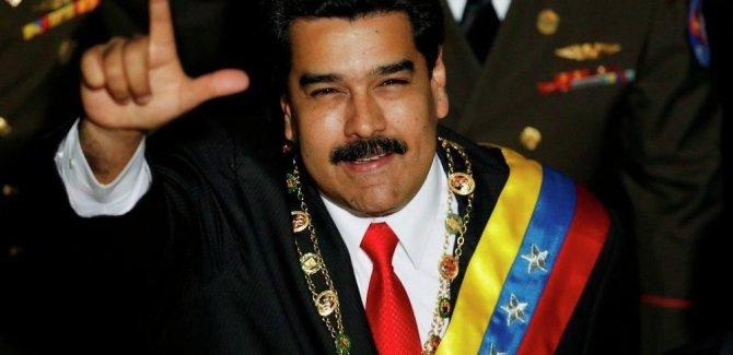 Venezüella, ABD elçisini sınırdışı ediyor