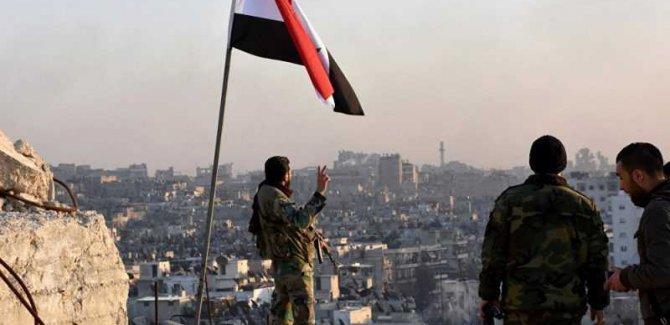 SANA: Sepeya Sûrîyeyê Şamê û dora wê bi dest xistiye