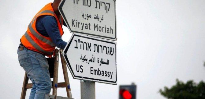 Angola, ABD'nin Kudüs Büyükelçiliği açılışına katılan diplomatları görevden aldı