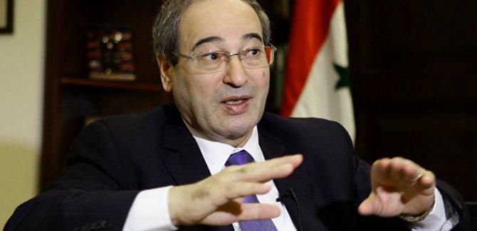 Suriye: ABD Petrol yataklarımızı kasten bombaladı