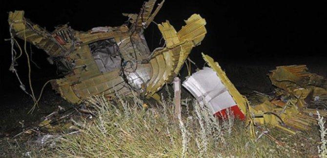 Malezya yolcu uçağının Rus füzesinin vurduğu tespit edildi