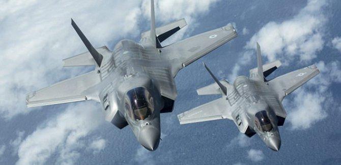 ABD F35 Uçaklarını Türkiye'ye satışını Durdurdu