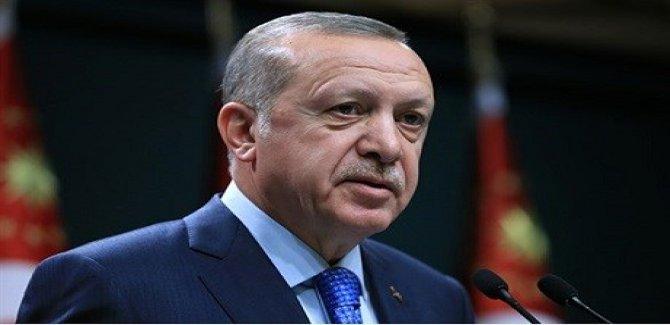 Erdoğan'dan Sadr'a tebrik