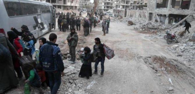 Afrin'e yerleştirilen Doğu Gutalılar: Zorla geldik