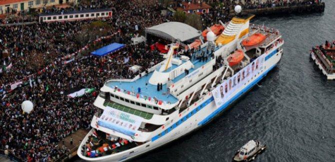 Mavi Marmara gazisi: Cumhurbaşkanı teröristlerle anlaşma yapıyor