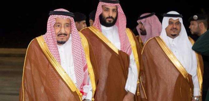 Suudi Arabistan Yine Karıştı