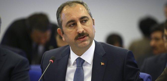 Adalet Bakanı:Af gündemimizde değil