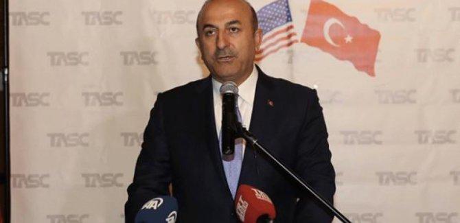 Çavuşoğlu'ndan Minbic açıklaması