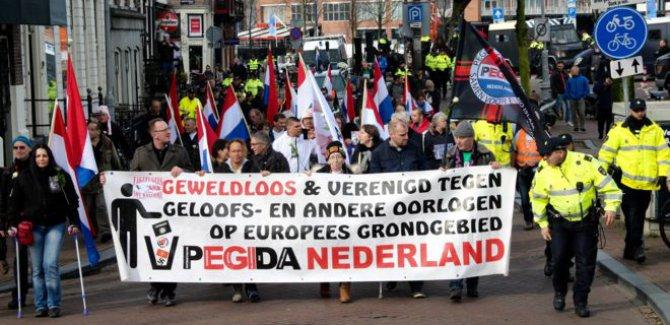 İki yüzlü Avrupa'da Irkçılığa izin