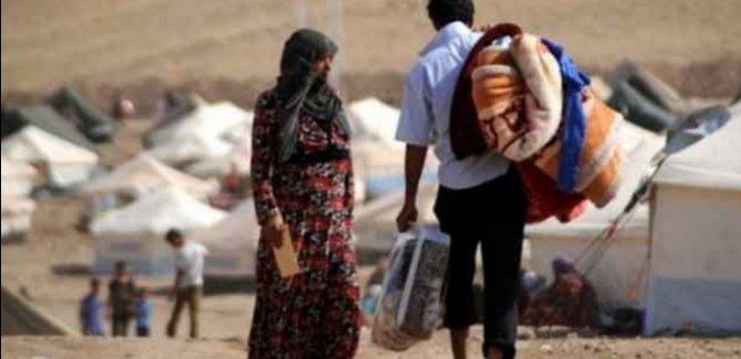 Şam: Mülteciler geri dönsün