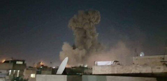 Camiye saldırı: 10 ölü