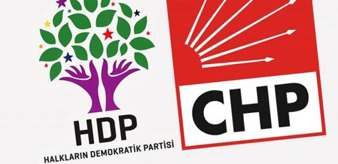 Gizli  İttifak: HDP ile CHP…