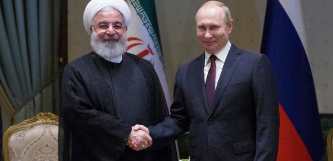 İran'dan Rusya'ya çağrı