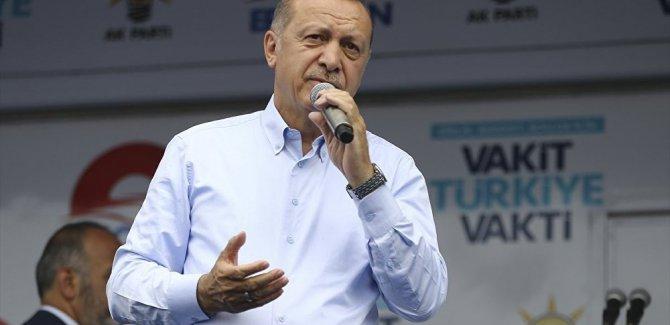 Erdoğan: Kandil ve Sincar'a operasyon başlattık