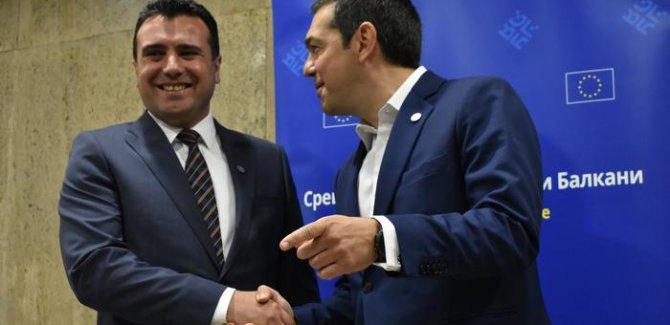 Makedonya'nın ismi değişiyor