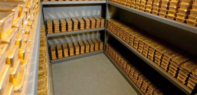 Türkiye'nin ABD'deki altınların yeni adresi belli oldu