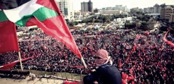 Filistin Halk Kurtuluş Cephesi'nden Filistin hükümetine istifa çağrısı