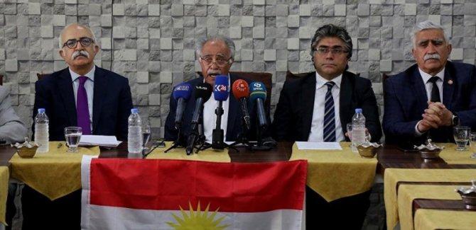 Kürt partileri Demirtaş'ı destekleme kararı aldı