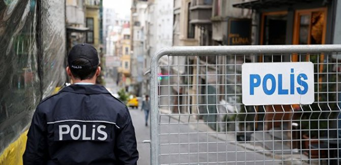 AYM: Resmi ihbar olmadan polis merkezinde tutulma hak ihlalidir