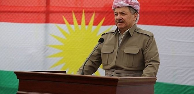 Barzani'den bayram mesajı