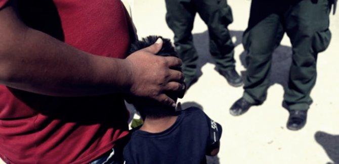 Trump'ın sınır politikası: 2 bin göçmen çocuk ailesinden ayrıldı