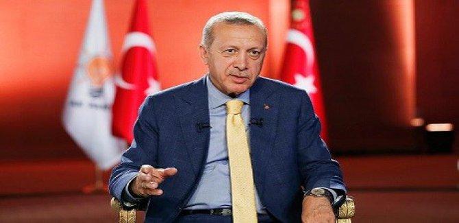 Erdoğan: Kandil'de toplantı sırasında vurduk