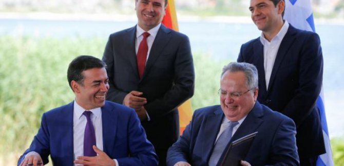 Makedonya'nın yeni ismi belirlendi