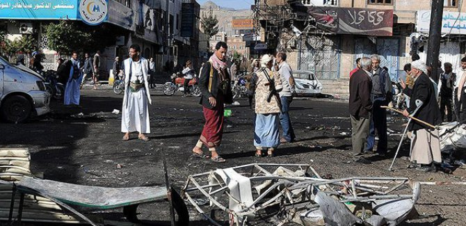 Yemen'in güneyinde Husiler saldırdı: 9 ölü