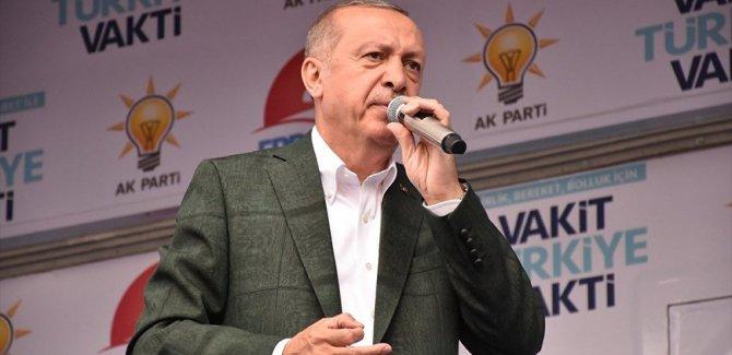 Erdoğan: Menbiç'te devriye gezmeye başlandı