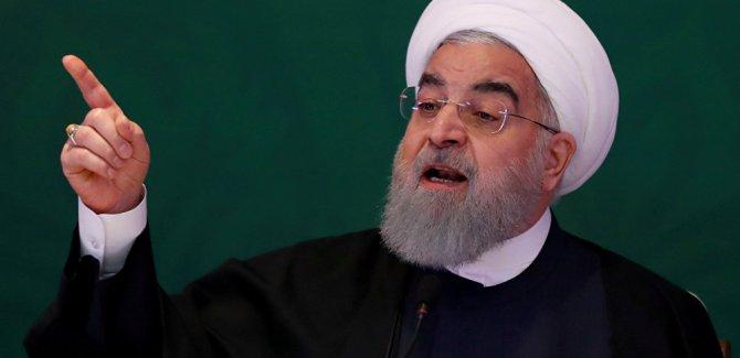 Hasan Ruhani: Yemen krizi siyasi yollarla çözülmeli