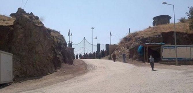 İran'dan Kürdistan'a yeni sınır kapısı