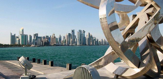 Suudi Arabistan, Katar'ı adaya çevirmeye karar verdi
