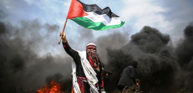 'Gazze Üzerindeki Yaptırımları Kaldırın' kampanyası büyüyor