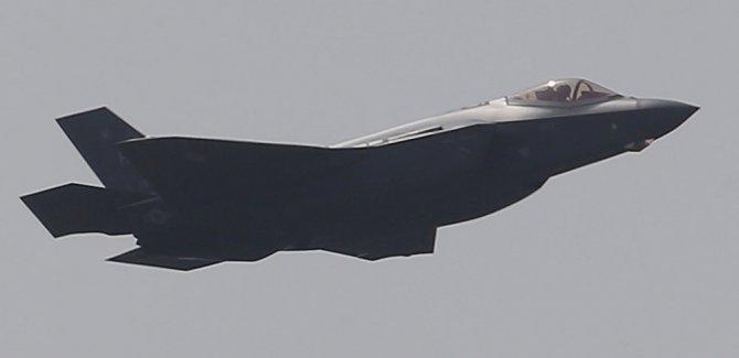 ABD: İki F-35, Perşembe günü Türkiye'ye teslim edilecek