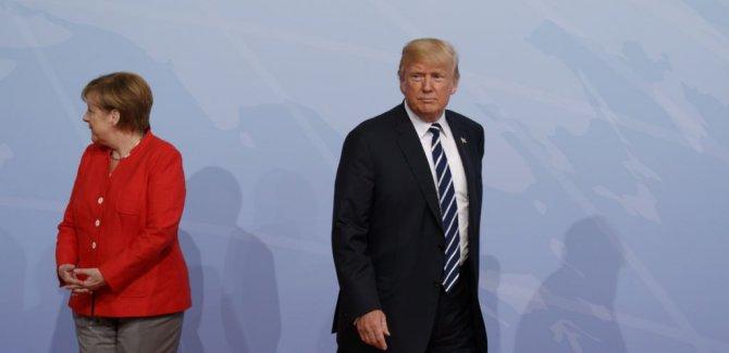 Almanya-ABD İlişkilerinde Kriz Dönemi