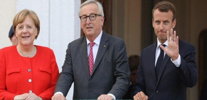 """Li Brukselê ji bo penahberan """"kombûna piçûk"""""""