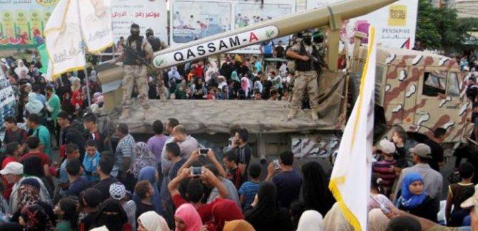 Filistinli Grupları'ndan İsrail'e ortak yanıt: Saldırırsan biz de saldırırız!