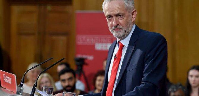 Corbyn: Filistin halkının, bağımsız Filistin var