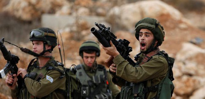 İsrail Ordusu Uyuşturucu Mübtelası