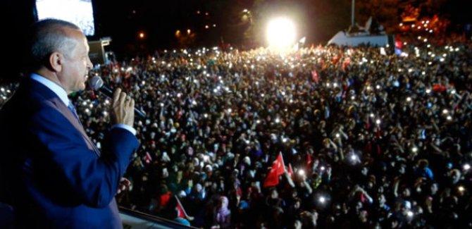 Erdoğan: Mesajı Aldık, Eksikleri Tamamlayacağız