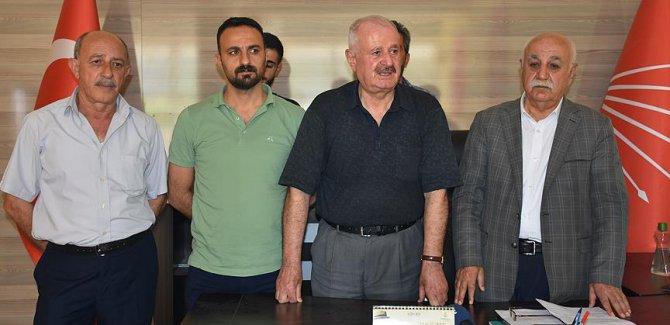 Şırnak'ta  CHP'den toplu istifa