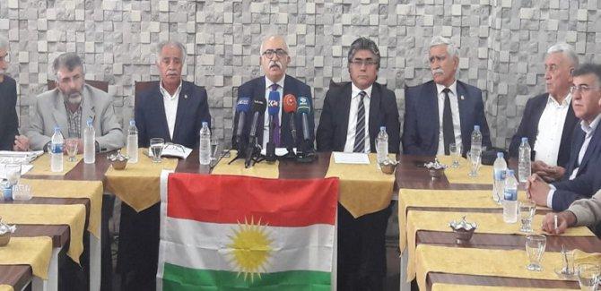 5 Kürt partisinden seçim değerlendirmesi