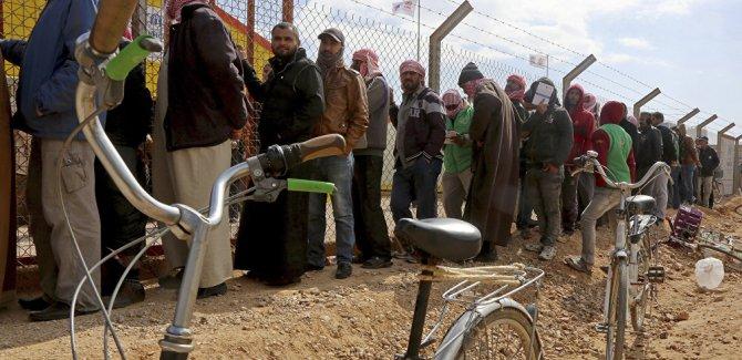 Ürdün: Daha fazla Suriyeli mülteci kabul edemeyiz