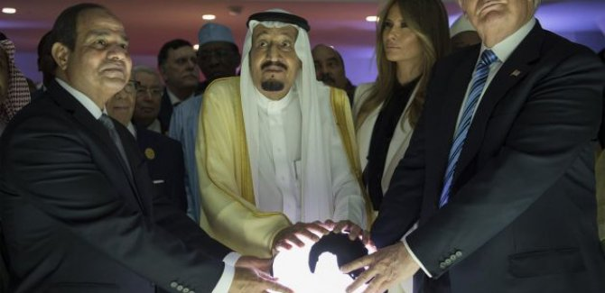 Arap Liderler: Desteğimiz Gizli Kalsın