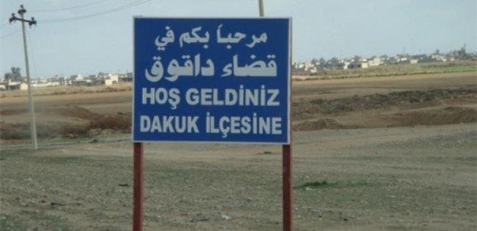 Dakuk'un Kürt kaymakamı görevinden uzaklaştırıldı.