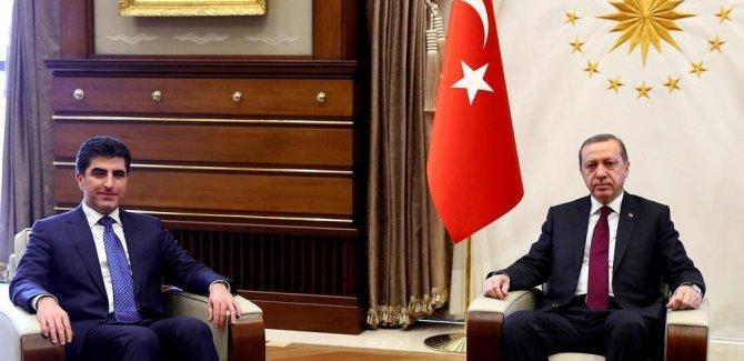 Barzani, yemin töreni için Ankara'ya geliyor