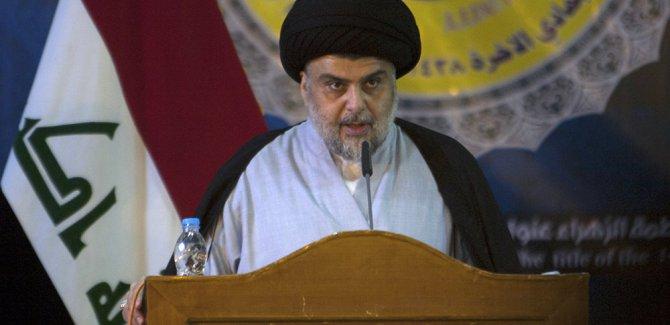 Sadr: Siyasi gruplar, ABD ve komşu ülkelerle görüşmeleri kesmeli