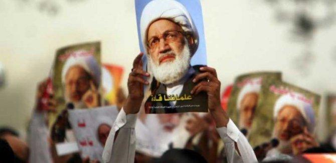 Bahreyn Halkı Yine Sokaklara Döküldü