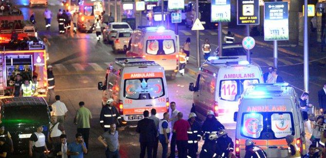 Atatürk Havalimanı'ndaki Terör Saldırısına Müebbet Talep Edildi