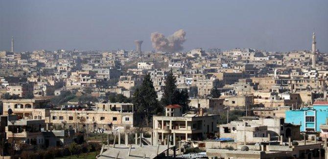 Suriye rejimi Ürdün sınırına yerleşti